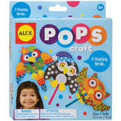Happy Birds - Pops Craft Kit