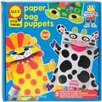 Paper Bag Puppets Kit