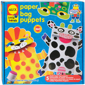 Paper Bag Puppets Kit