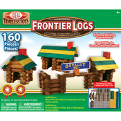 Frontier Logs 160/Pkg