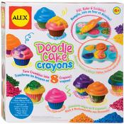 Doodle Cake Crayons Kit