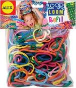 Loop 'n Loom Refill, 108/Pkg -