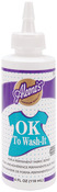 4oz - Aleene's OK To Wash-It Fabric Glue