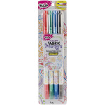 Primary - Tulip Dual-Tip Fabric Marker Set 4pc