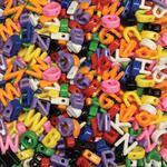 Uppercase - Alphabet Beads 288/Pkg