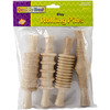 Assorted - Modeling Clay Rolling Pins 4/Pkg
