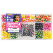 Bright Pearl - Large Hair Bead Kit