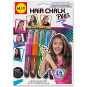 Hair Chalk PensAssorted Colors