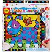 Color A Canvas KitDoggie