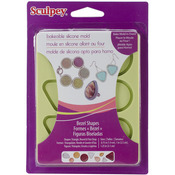 Bezel - Sculpey Silicone Bakeable Mold