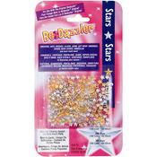Stars Gold & Silver - Be Dazzler Stud Refill 200/Pkg