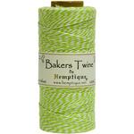 Lime - Cotton Baker's Twine Spool 2 Ply 410'/Pkg