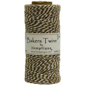 Light Brown - Cotton Baker's Twine Spool 2 Ply 410'/Pkg