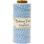Light Blue - Cotton Baker's Twine Spool 2 Ply 410'/Pkg