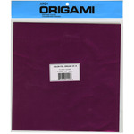 "Assorted Colors Foil - Origami Paper 9.75""X9.75"" 18/Pkg"