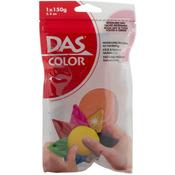 Orange - DAS Colored Air Dry Clay 5.3 Ounces