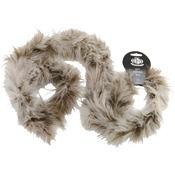 "Coffee Cream Mix - Marabou Feather Boa Multicolor Medium Weight 72"""