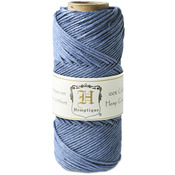 Dusty Blue - Hemp Cord Spool 20lb 205'/Pkg