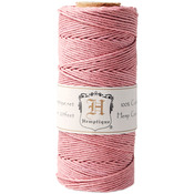 Dusty Pink - Hemp Cord Spool 20lb 205'/Pkg