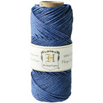 Blue - Hemp Cord Spool 20lb 205'/Pkg
