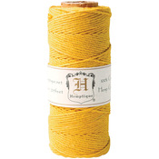 Gold - Hemp Cord Spool 20lb 205'/Pkg