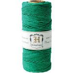 Green - Hemp Cord Spool 20lb 205'/Pkg