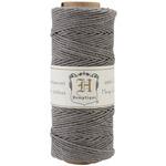 Gray - Hemp Cord Spool 20lb 205'/Pkg