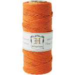 Orange - Hemp Cord Spool 20lb 205'/Pkg