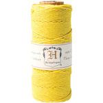 Yellow - Hemp Cord Spool 20lb 205'/Pkg