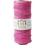 Bright Pink - Hemp Cord Spool 20lb 205'/Pkg