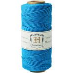 Turquoise - Hemp Cord Spool 20lb 205'/Pkg
