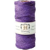 Dark Purple - Hemp Cord Spool 20lb 205'/Pkg