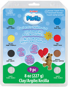 Primary - Sculpey Pluffy Clay Variety Packs