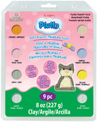 Pastel - Sculpey Pluffy Clay Variety Packs