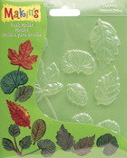 Leaves - Makin's Clay Push Molds