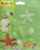 Sea Shells - Makin's Clay Push Molds