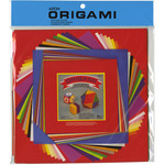 Solid Colors - Origami Paper Set Assorted Sizes 60/Pkg