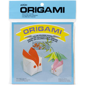 "Small Solid - Origami Paper 5.875""X5.875"" 100 Sheets"
