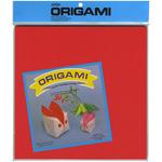 "Assorted Colors - Origami Paper 9.75""X9.75"" 100/Pkg"