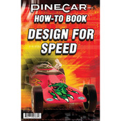 Design For Speed - Pine Car Derby How-To Book