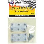Axle Keepers(TM) - Pine Car Derby Custom Parts