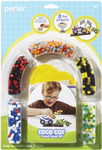 Race Car - Perler Fun Fusion Fuse Bead Activity Kit