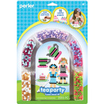 Tea Party - Perler Fun Fusion Fuse Bead Activity Kit