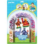 Dragons 'n Knights - Perler Fun Fusion Fuse Bead Activity Kit