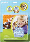 Pets - Perler Fun Fusion Fuse BIGGIE Bead Activity Kit