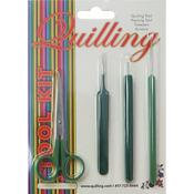 Quilling Tools 4/Pkg
