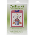 Birthday Cupcake - Quilling Kit