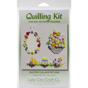 Easter Collage - Quilling Kit