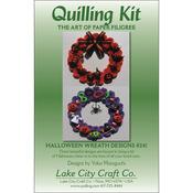 Halloween Wreaths - Quilling Kit