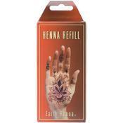 Orange - Earth Henna Body Painting Kit Refill